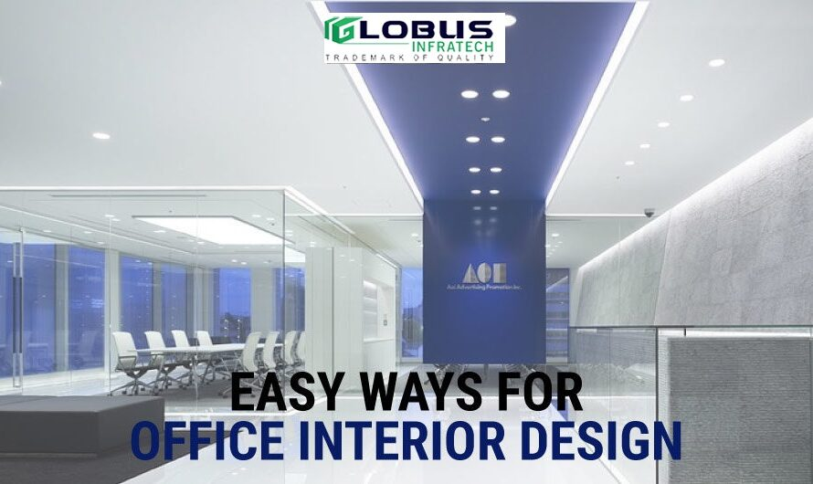 The best office interior designer in Delhi NCR to create a professional space